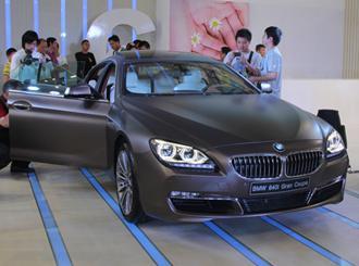 进口BMW 6系