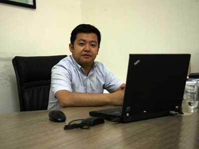 专访韩现总经理黄明俊先生