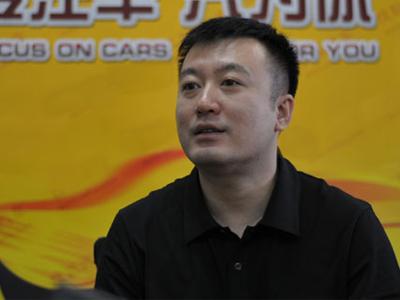 联拓集团首席执行官杨晶 年底不打价格战