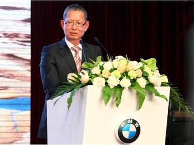 专访宝马(中国)总裁 许智俊