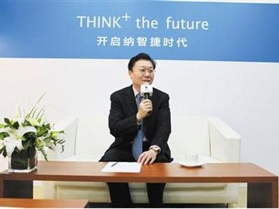 专访东风裕隆副总经理白清源