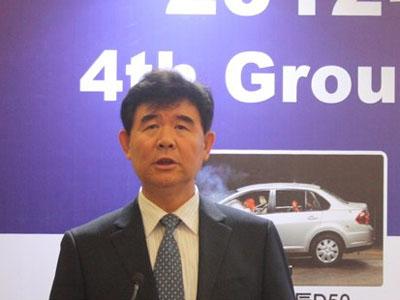 专访中国汽车技术研究中心主任赵航