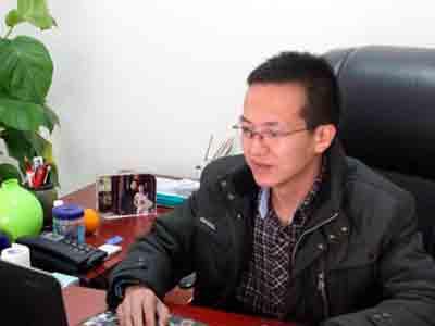 专访武汉环亚汽车贸易有限公司总经理钱勇