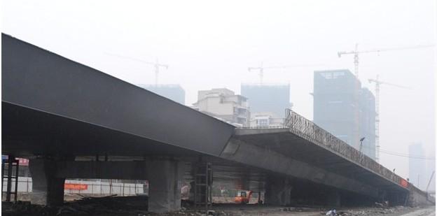 呼和浩特市南二环快速路的开工建设临近