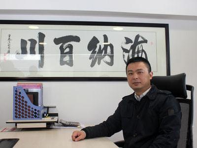 专访武汉优诚盛强上海大众总经理向涛
