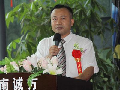 专访海南诚方江淮汽车副总经理王真