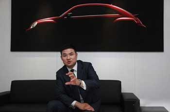 专访大众中国品牌总经理胡波