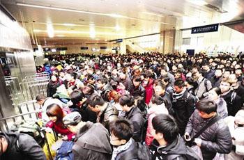 春运售票首日售4.1万增10趟列车经长沙