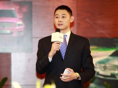 专访北京奔驰博瑞祥驰4S店总经理牛犇