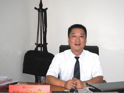 专访长沙恒顺海马汽车万海礁副总经理