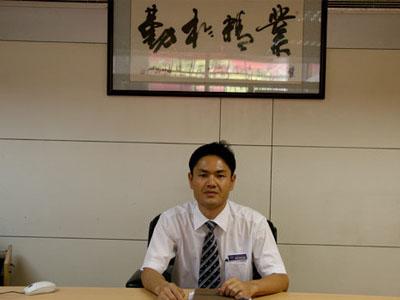 专访深圳大兴上海大众董学君总经理