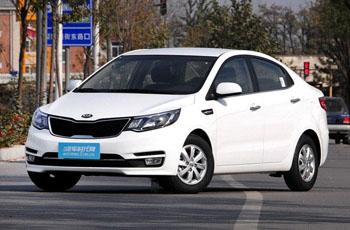 外观大气 武汉起亚K2店内少量现车直降0.6万