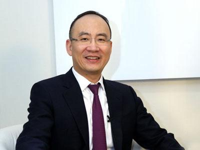 2015上海车展访谈 广汽本田郑衡副总经理