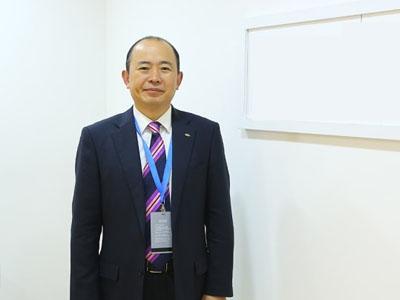 2015上海车展访谈 长安商用车谭杰副总经理