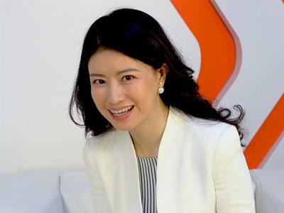 2015上海车展访谈 克莱斯勒郑杰总裁