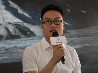 专访郑州日产SUV车型部栗献军部长
