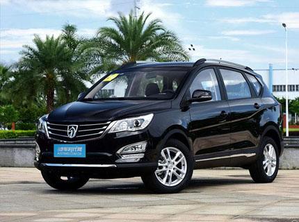 哈尔滨宝骏560最低7.68万起售 现车销售