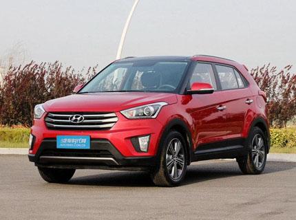 武汉北现ix25提现车待售 购车优惠0.7万