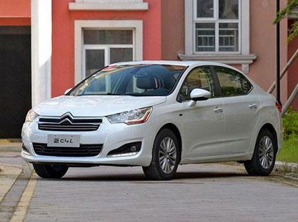 海口雪铁龙C4L价格直降1.4万 现车销售