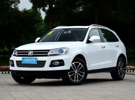 南昌众泰T600售价11.38万元起 现车销售