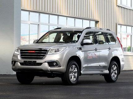 武汉哈弗H9现车销售 限时优惠0.8万