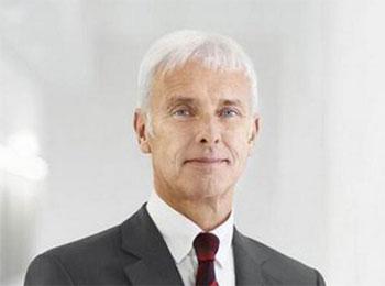 穆伦 大众全球CEO