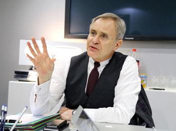 韦斯特 玛莎拉蒂全球CEO