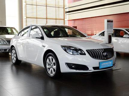 武汉君威现车销售 14.89万元起售