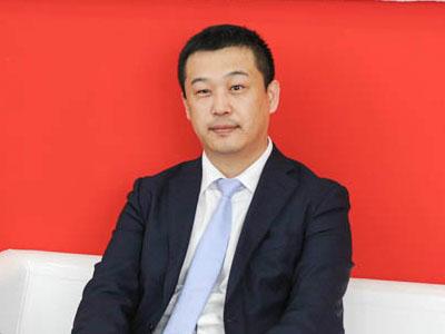 2016北京国际车展北京现代销售管理部部长李一秀