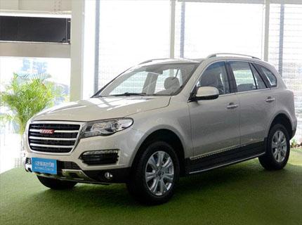 重庆哈弗H8现车销售 价格直降2.2万