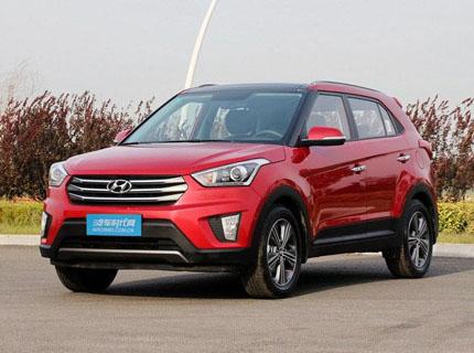 武汉北现ix25现车销售 让利高达1万元