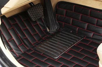 不可小视 如何正确安装/使用汽车脚垫