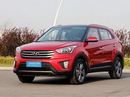 太原北现ix25购车优惠1.2万 现车销售