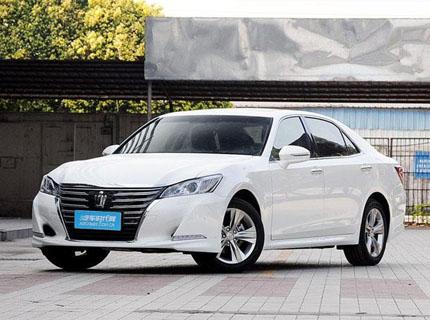 重庆皇冠现车销售 店内优惠高达2.5万