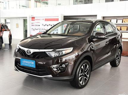 济南东南DX7购车优惠3000元 现车销售
