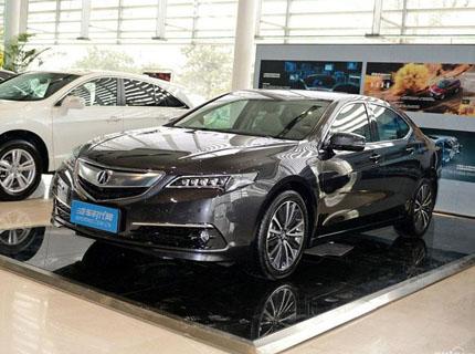 武汉讴歌TLX现车销售 优惠高达11万