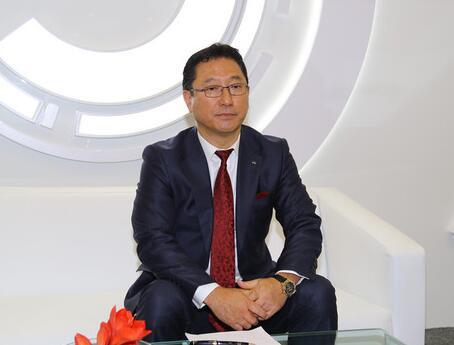 关润 东风汽车有限公司总裁