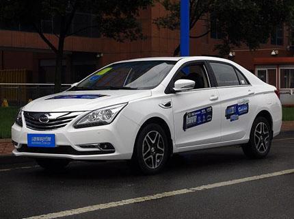 西宁比亚迪G5现车销售 让利高达5000元