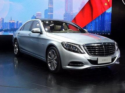 贵阳奔驰S级现车销售 促销优惠20万