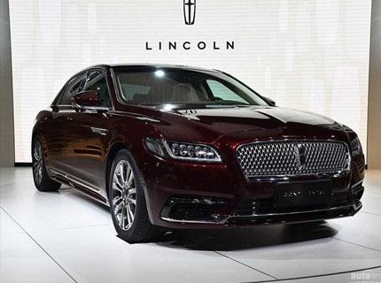 林肯大陆可试乘试驾 价格稳定暂无优惠