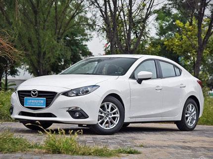 西宁昂克赛拉现车销售 前优惠高达1.1万