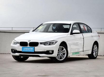贵阳宝马3系现车销售 售价25.5万起
