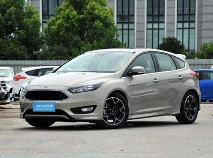 沈阳福克斯最高优惠2.35万元 现车销售