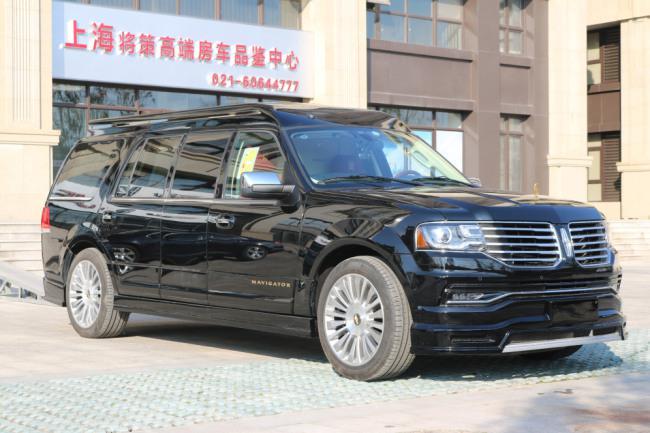 林肯领袖一号4S店青浦展厅在售17款现车