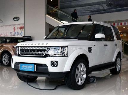 西宁第四代发现最高优惠2万元 现车销售