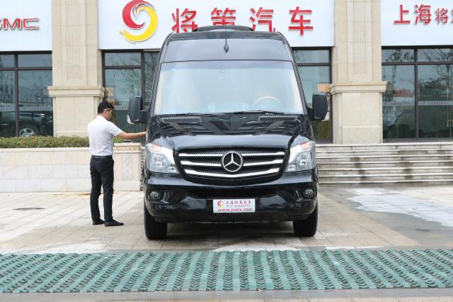 上海奔驰房车4S店斯宾特特价88万