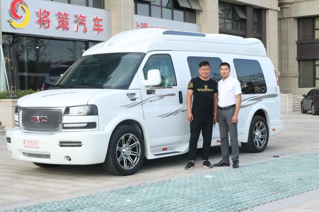 上海GMC专卖店最新特价88万