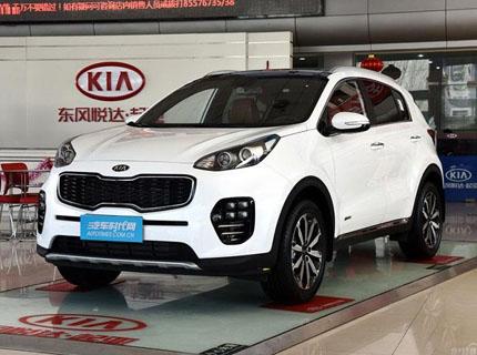 贵阳起亚KX5最高优惠1万元 现车销售