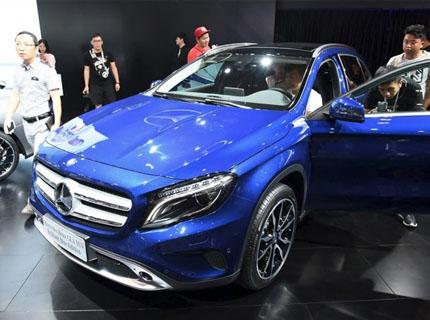 拉萨奔驰GLA现车销售 购车暂无优惠