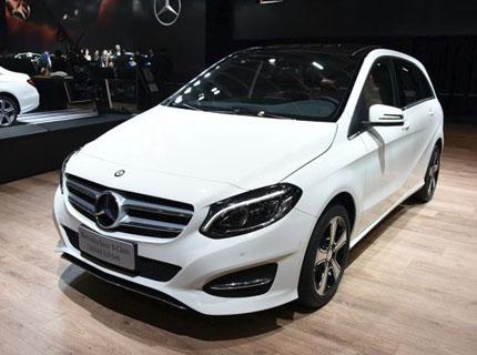 乌鲁木齐奔驰B级购车优惠3.5万 现车销售